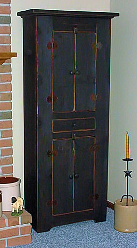 Hand Crafted Cabinets, Pantries, and Armoirs, Custom Made to your ...